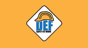 sicurezza sul lavoro def
